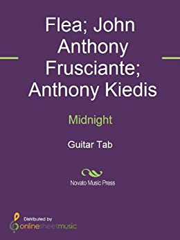 Midnight von [Anthony Kiedis, Flea, John Anthony Frusciante, Red Hot Chili Peppers]