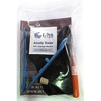 DCTattoo 1.6mm (14g) Sterili Cannula Ago Piercing Kit Per Collo