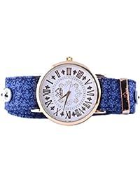 Capri playa Reloj de hombre colección pizzolungo Gold Blu Night