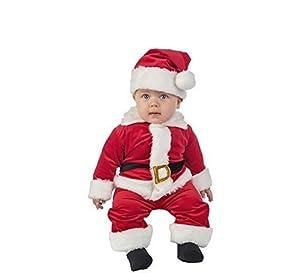 Limit Sport Disfraz Infantil Papa Noel Talla 3 (5/7 Años),, 3años 752MB3