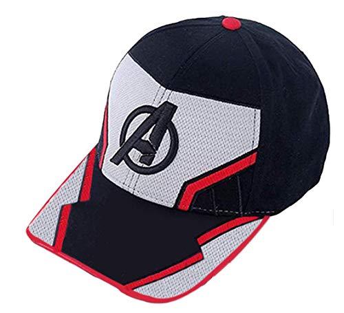 tze Quantum Hut Cosplay Halloween Stickerei Baseball Kappe Einstellbare Unisex Erwachsene & Jugendliche Outdoor Ballcap Kostüm Kleidung Zubehör A Style ()