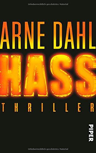 Buchseite und Rezensionen zu 'Hass: Thriller (Opcop-Gruppe, Band 4)' von Arne Dahl