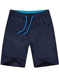 Shorts simple d'homme Shorts de plage élégant Shorts Sport Quick-sec