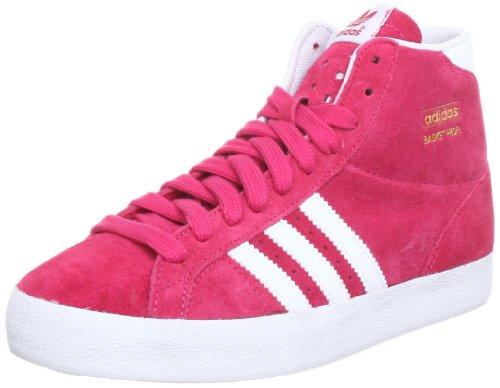 the best attitude acf7b 9b896 adidas Originals BASKET PROFI W Q23187, Damen Sneaker, Pink (BLAZE PINK S13