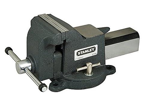 Stanley 1-83-066 Etau d'etabli acier grande resistance
