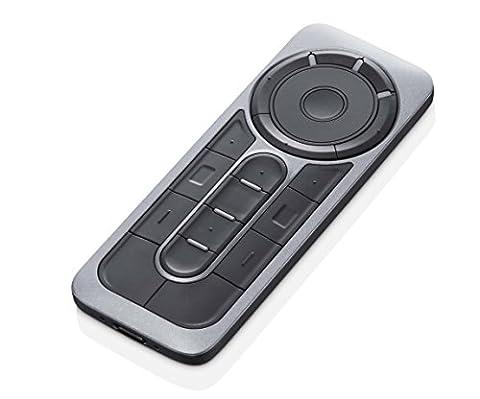 Wacom ACK-411050 Press Buttons Remote Control - Black/Grey
