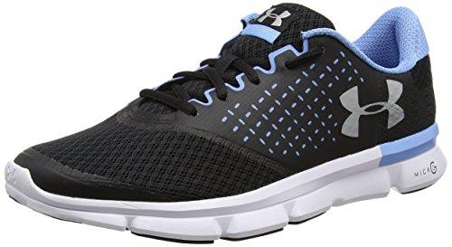 Under Armour Ua Micro G Speed Swift 2, Chaussures de Running Compétition Homme Noir (Black 002)