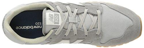 New Balance Unisex-erwachsene U520v1 Sneaker Af Cool Grigio
