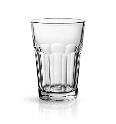 Caipirinha - Longdrink Gläser 35cl Marocco (12 Stück)