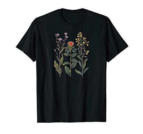 Wildblumen-shirt (Wildblumen T-Shirt)