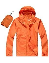 6891911973f9 Functionaryb 15 Farbe Herren schnell trockene Haut Sonnenschutz Kleidung  Paar medels Mantel Mode Windjacke wasserdicht männer Frauen…
