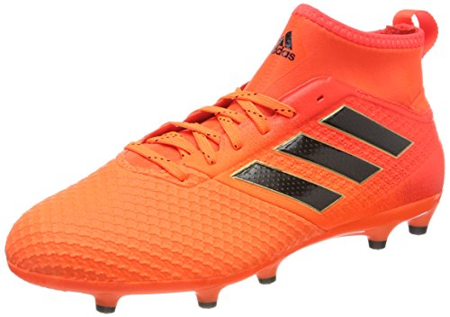 adidas Ace 17.3 FG, Zapatillas de Fútbol Para Hombre, Multicolor (Solar Orange/Core Black/Solar Red), 42 EU