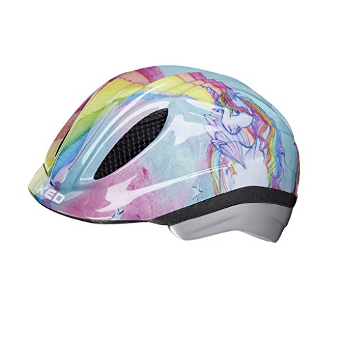KED Meggy II Originals Helmet Kids Einhorn Paradies Kopfumfang S/M | 49-55cm 2018