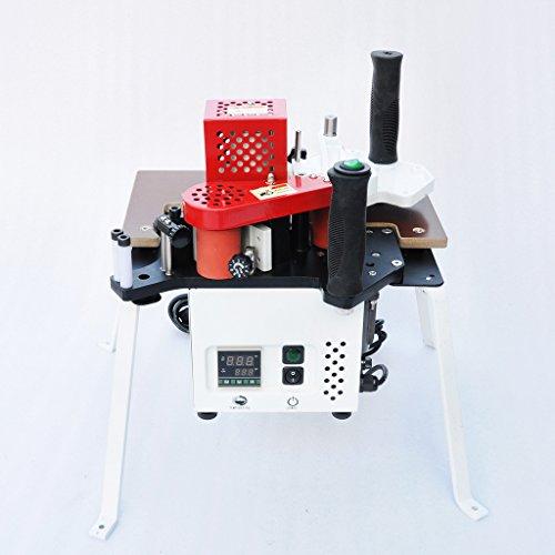 Wotefusi Portable Machine À Plaquer Les Pièces Bord Manuel Bander Woodworking