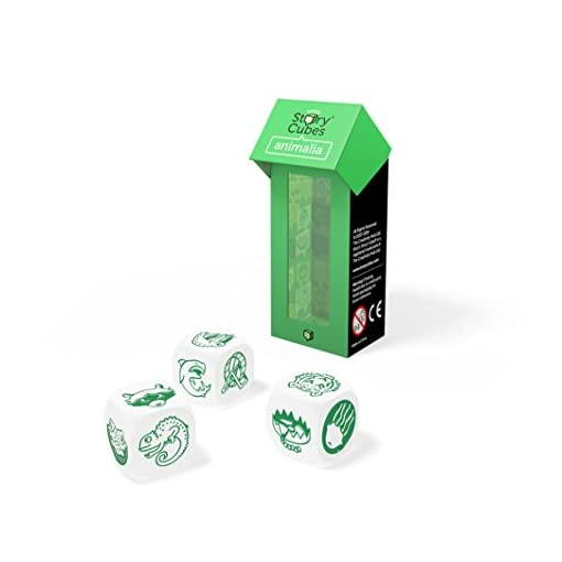 HUTTER-Trade-879059-Wrfelspiel-Story-Cubes-Mix-Animalia