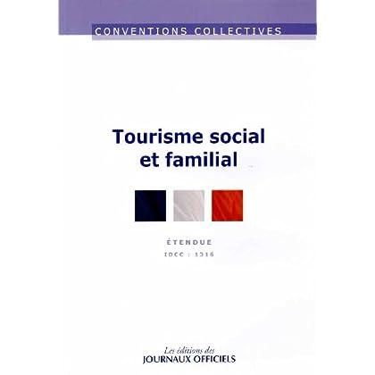 Tourisme social et familial : Convention collective nationale étendue