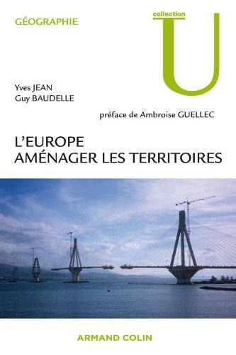 L'Europe - Amnager les territoires