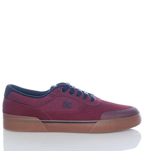 DC Shoes Switch Plus S - Skateschuhe Für Männer ADYS300399 Rouge - Maroon