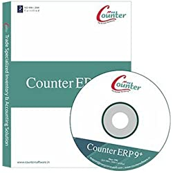 MARG ERP 9+ Counter Inventory & Accounting Software Silver Version GST Ready