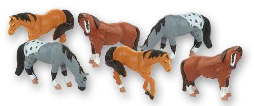 Wild Republic - Caballos, juguete colección Nature Tube, 32 cm  (1288