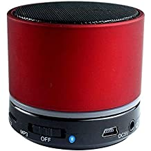 DEEP GLOBAL ZTE Sonata 4G Compatible Wireless LED Mini Bluetooth Speakers S10 Bluetooth/Memory Card Slot/Pen Drive/Mic(for Calling)/Fm Radio (Color May Vary)