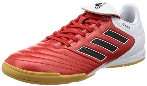 adidas Copa 17.3 in, Scarpe da Calcio Uomo Rosso (Red/core Black/ftw White)