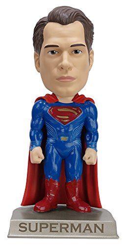 Funko Wobbler DC Comics Figura de Vinilo Superman, Multicolor (0849803070182)