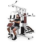 KLAR FIT Ultimate Gym 9000 • Station de Musculation Multifonction • Plus de 100...