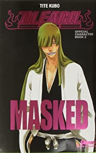 Bleach - Official Character Book Edition simple Masked