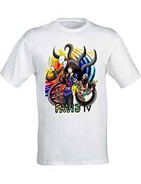 Maglietta T-shirt FaviJ FavijTv Horror Team - Youtube Italia