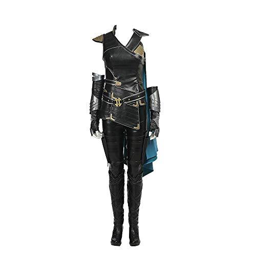 Glam Cos Thor 3 - Valkyrie (Stil 1) weibliches Cosplay-Kostüm - Tessa Thompson - - X-Large