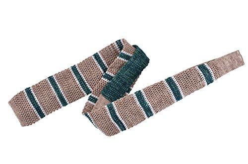 corneliani-corbata-beige-oscuro-seda-lino