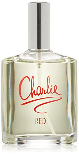Revlon Charlie Red femme / woman, Eau de Toilette, Vaporisateur / Spray 100 ml, 1er Pack (1 x 100 ml)