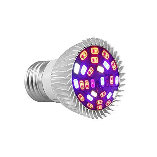 EEEKit 28W Full Spectrum E27 28 LED Crecen Bombillas