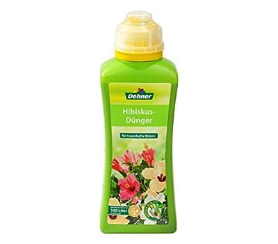Dehner Hibiskusdünger, 500 ml, für ca. 100 l von Dehner auf Du und dein Garten