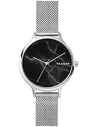 Skagen Reloj Analogico para Mujer de Cuarzo con Correa en Acero Inoxidable SKW2673