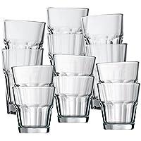 Tivoli Wassergläser Vegas / 2 verschiedene Gläser / 30 cl / 12-teilig