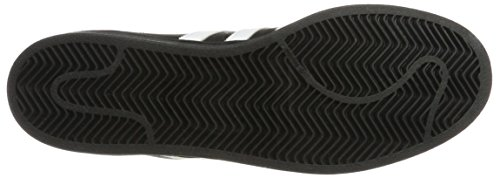 adidas Superstar, Scarpe da Ginnastica Unisex Adulto Nero (White/ Core Black)