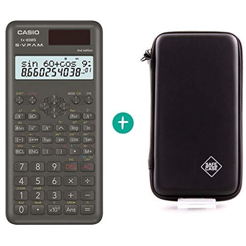 Casio FX 85 GT Plus Schwarz Taschenrechner MatheFritz Lern-CD