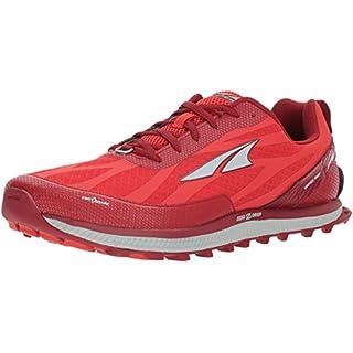 Altra AFM1853F Men's Superior Sneaker, Red - 8 D(M) US