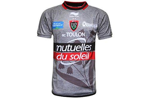 Toulon Alternative 20 14/15 (DE)-Player Authentic Spieltags-S/S Rugby-Shirt, Größe XL (Spieltag Shirt)