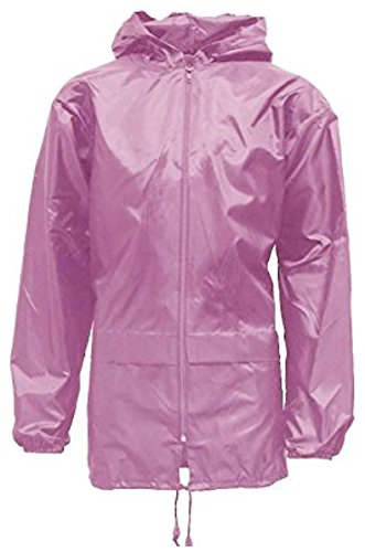 RainyDays Kids Pack a Mac Rain Jacket Kagool | Coat Cagoule | Age 4~16