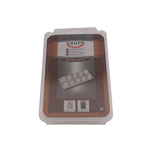 Krups Reinigungstabletten für Kaffeemaschine XP7230fr/70F