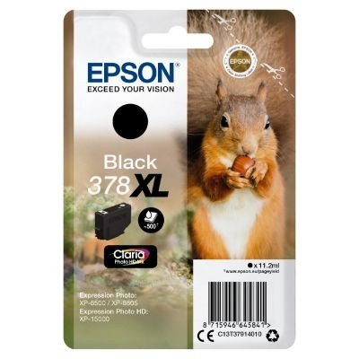 Preisvergleich Produktbild Epson C13T37914010 Original Tintenpatronen 1er Pack
