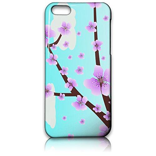 farmygadget Coque Case Impression Complète type fleurs–Flowers Étui pour Smartphone Apple 00010c