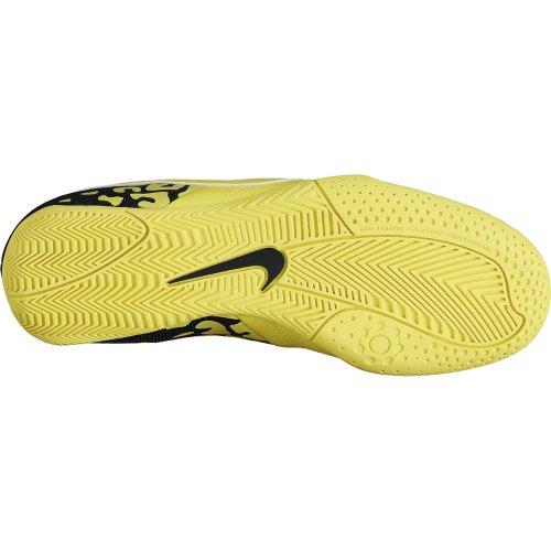 Nike - Jr Elastico II, Calcetto Giallo (Amarillo)