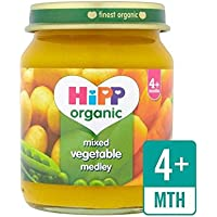 Hipp Orgánica Vegetal Mezclada Popurrí 125G ...