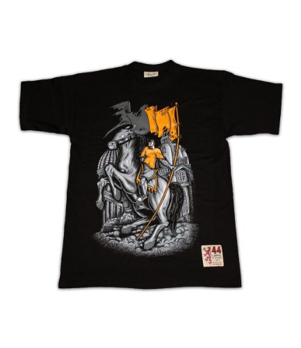 Forty Four T-Shirt 44 Golden Fighter
