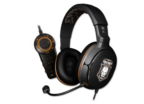 Headset Turtle Beach Ear Force Sierra XP7 Call of Duty Black Ops 2 für Xbox360,PS3,PC