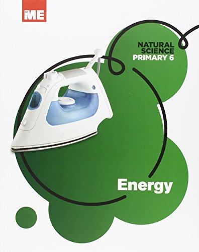 Natural Science Modular 6 Energy (CC. Naturales Nivel 6) - 9788416380992
